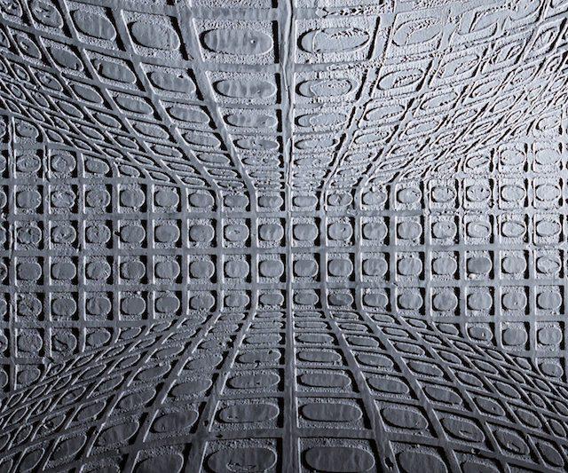 3-dimensionale Wandegestaltung