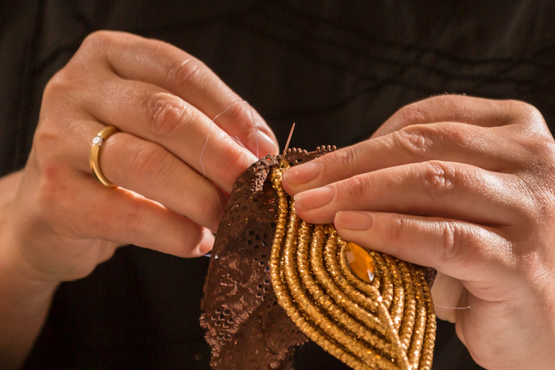 Kostümfertigung in Handarbeit