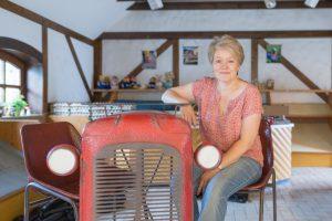 Gemüsehof Wilms - Inhaberin Hofladen Marita Wilms