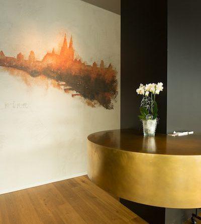 Restaurant Maximilian Lorenz - Eingangsbereich