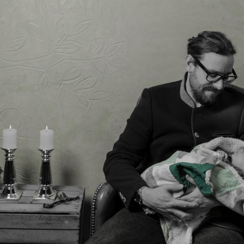 Private Shooting - Vater&Baby