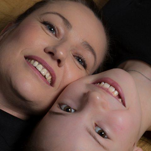 Familien-Shooting - Mutter&Tochter