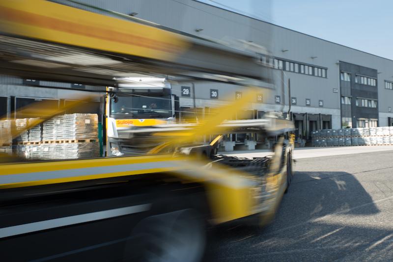 Suloja Autotransporte - in Action