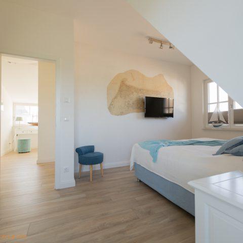 Ferienimmobilie Nautilus am Rügenblick21 Schlafzimmer
