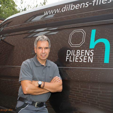 Fliesenmeisterbetrieb Dilbens - Inhaber Henry Dilbens