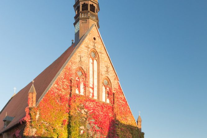 Region Ostsee - Stralsund Heilgeistkirche