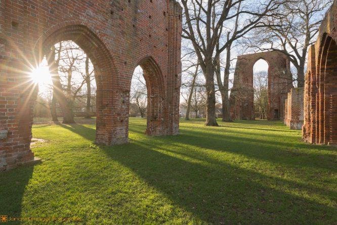 Region Ostsee - Greifswald Kloster Eldena