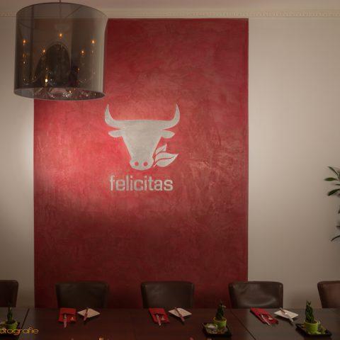 Heinrich Walther - Wandkunst Steakhaus Felicitas